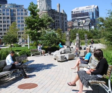 Greening The Greenway Ecological Landscape Alliance