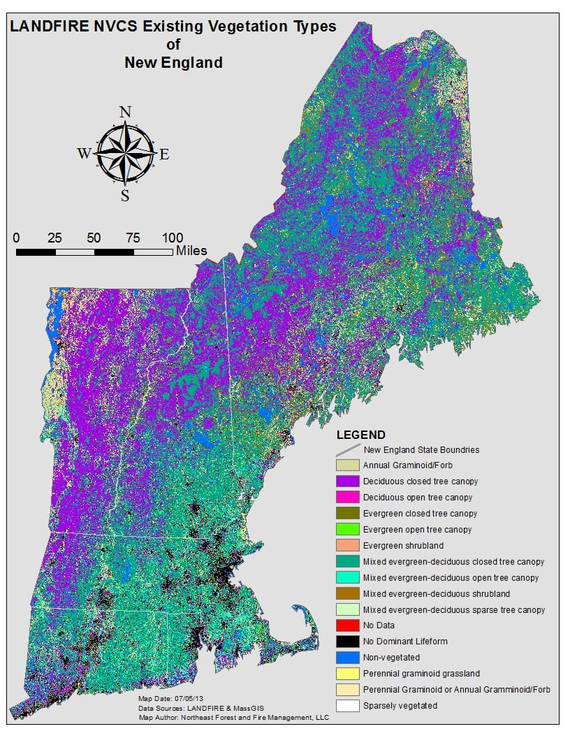 A Synopsis of Prescribed Fire in New England - Ecological Landscape ...